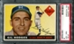 1955 Topps Baseball #187 Gil Hodges PSA 8 (NM-MT) *8295