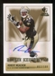 2007 Upper Deck SP Rookie Threads Rookie Exclusive Autographs #RERM Robert Meachem Autograph /100