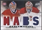 2012/13 Panini Prime #4 Robert Mayer & Carey Price Dual Jersey #173/200