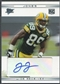 2007 Topps Performance #115 James Jones Rookie Auto