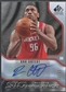 2009/10 SP Signature Edition #SRA Ron Artest SIGnificance Auto #25/25