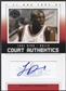 2004/05 E-XL #LD Luol Deng Court Authentics Signatures Rookie Auto #114/200
