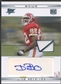 2007 Topps Performance #114 Dwayne Bowe Rookie Jersey Auto