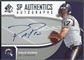 2006 SP Authentic #SPPR Philip Rivers Auto