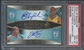 2005/06 SP Signature Edition #PS Chris Paul Rookie & J.R. Smith Signatures Dual Auto #06/25 PSA 10