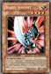 Yu-Gi-Oh Limited Edition Tin Single Blade Knight Secret Rare (CT1-EN002)