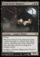 Magic the Gathering Dark Ascension Single Fiend of the Shadows Foil UNPLAYED