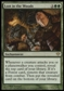 Magic the Gathering Dark Ascension Single Lost in the Woods - NEAR MINT (NM)