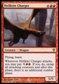 Magic the Gathering Zendikar Single Hellkite Charger Foil - NEAR MINT (NM)