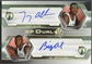 2004/05 SP Authentic #AJ Tony Allen & Al Jefferson Signatures Dual Auto