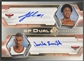 2004/05 SP Authentic #CS Josh Childress & Donta Smith Signatures Dual Auto