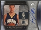 2005/06 SP Authentic #111 Sarunas Jasikevicius Rookie Auto #0817/1299