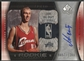 2005/06 SP Authentic #112 Martynas Andriuskevicius Rookie Auto /1299
