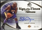 2005/06 SP Authentic #LO Lamar Odom Sign of the Times Veterans Auto #32/75