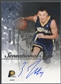 2005/06 SP Authentic #SJ Sarunas Jasikevicius Sensational Sigs Auto