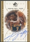 2000/01 SP Authentic #JO Jermaine O'Neal Sign of the Times Auto