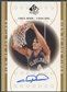 2000/01 SP Authentic #CM Chris Mihm Sign of the Times Rookie Auto