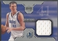2002/03 Upper Deck Ovation #DNU Dirk Nowitzki Authentics Uniform Jersey