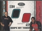 2001/02 Hoops Hot Prospects Shane Battier & Eddy Curry Hot Tandems Jersey #075/100