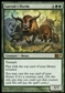 Magic the Gathering 2014 Single Garruk's Horde Foil - NEAR MINT (NM)