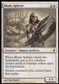 Magic the Gathering New Phyrexia Single Blade Splicer - NEAR MINT (NM)