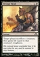 Magic the Gathering Gatecrash Single Devour Flesh Foil - NEAR MINT (NM)