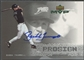 2000 Upper Deck MVP #BT Bubba Trammell ProSign Auto