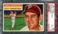 1956 Topps Baseball #81 Wally Westlake PSA 8 (NM-MT) *2758