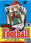 1989 Topps / O-Pee-Chee Football Wax Box