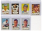 1952 Topps Baseball (26 Card Lot - 22 Different)