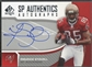 2006 SP Authentic #SPMS Maurice Stovall Rookie Auto