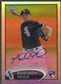 2012 Topps Chrome #166 Addison Reed Rookie Refractor Auto #301/499
