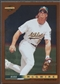 1996 Score Dugout Collection #B35 Mark McGwire Artist's Proofs