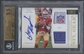 2011 Playoff National Treasures #10 Colin Kaepernick Laundry Tag NFL Shield Rookie Patch Auto #09/25 BGS 9.5