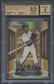 2008 Donruss Sports Legends #10 Hank Aaron Signatures Mirror Gold Auto #02/10 BGS 9.5