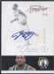 2012/13 Panini Signatures #175 Jeff Green Red Auto #2/5