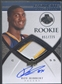 2008/09 Exquisite Collection #70 Roy Hibbert Rookie Patch Auto #051/225
