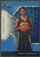 2004/05 Finest #207 Danny Granger Rookie Superfractors Blue #1/1