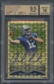 2012 Topps Chrome #1 Andrew Luck Superfractor Rookie Auto #1/1 BGS 9.5