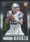 2012 Panini Prizm #203A Andrew Luck RC - Ball at Chest