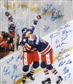 "1980 Team USA ""Miracle on Ice"" Autographed and Framed 16x20 Photo"