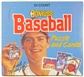 1988 Donruss Baseball Cello Box