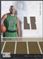 2007/08 Topps Luxury Box #GD Glen Davis Rookie Gold Jersey #112/149