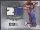 2007/08 Chronology #WC Wilson Chandler Stitches in Time Rookie Jersey #27/99