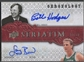 2007/08 Chronology Seriatim #BH Bill Hodges & Larry Bird Auto #01/70