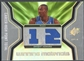 2007/08 SPx #DH Dwight Howard Winning Materials Jersey