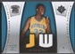 2007/08 Ultimate Collection #JW Julian Wright Materials Rookie Jersey