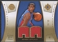 2007/08 Ultimate Collection #AA Arron Afflalo Materials Gold Rookie Jersey #78/99
