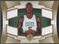 2007/08 Ultimate Collection #KG Kevin Garnett Leadership Gold Jersey #29/50