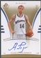 2007/08 SP Authentic #109 Oleksiy Pecherov Rookie Auto /999